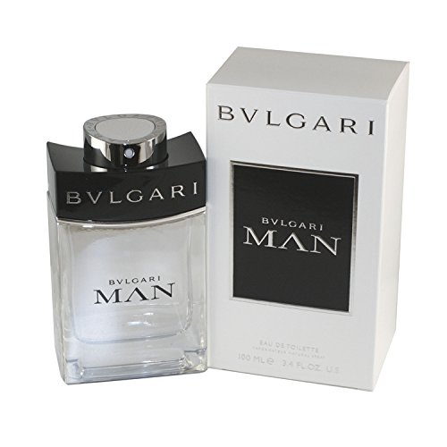 Bvlgari Man Spray for Men, 3.4 Fluid Ounce