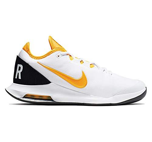 Nike Air MAX Wildcard HC, Zapatillas de Tenis para Hombre, Multicolor (WhiteUniversity GoldWhiteBlack 101), 42 EU