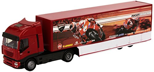New Ray - 15743 - Véhicule Miniature - Camion Ducati Team Moto GP 2010 - Echelle 1/43