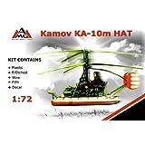 アーセナルモデル 1/72 カモフ Ka-10m ハット 軽多目的ヘリコプター プラモデル ASE72202