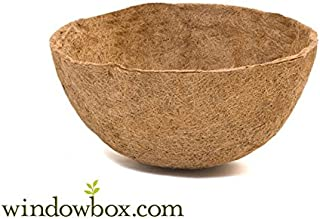 Replacement Coconut Coir Coco Liner for Hanging Basket - 22