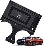 SXZHSM 1 0w QC3.0 Chargeur de téléphone Chargeur Rapide, Chargeur de Voiture sans Fil for BMW X3...