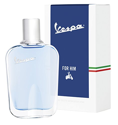 Vespa For Him Eau de Toilette 50 ml, 1er Pack (1 x 50 ml)