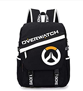 OVERWATCH OW fashion backpack schoolbag laptop backpack