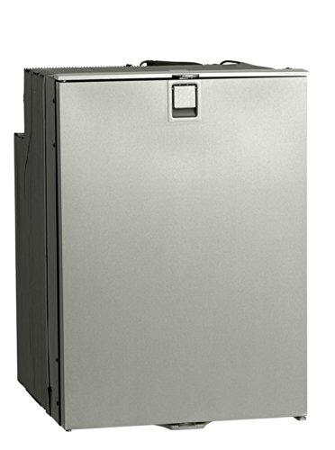Waeco 9105303303 CoolMatic CR110 Frigorífico de Compresor Empotrable Frontal, Plateado Mate, 108 litros, 12/24V