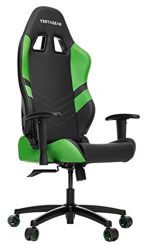 Cadeira Gamer Vg-Sl1000, Windows, Vertagear S-Line, Racing Series, Black/Green Edition