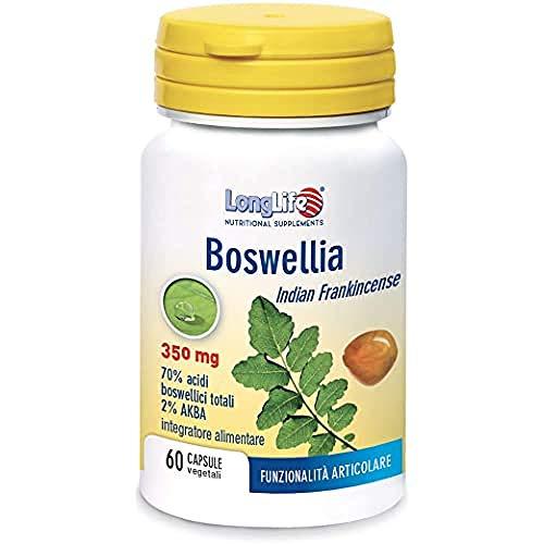 Longlife Boswellia 350 Mg - 30 Gr