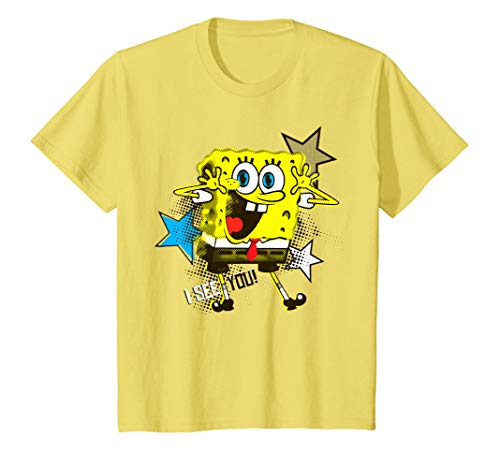 Kinder US SpongeBob SpongeBob See You T-Shirt