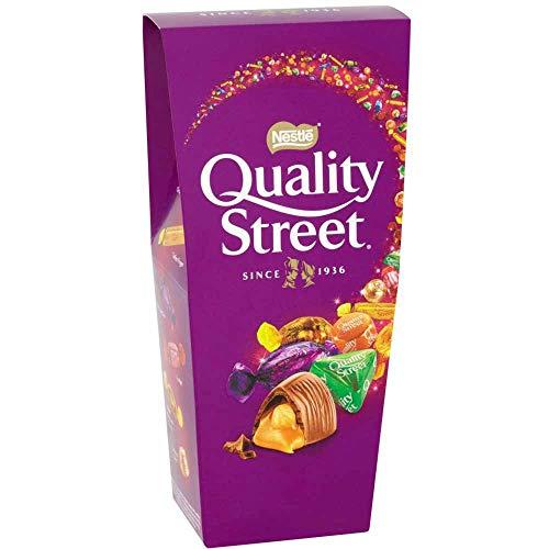 Quality Street - Caja de bombones (240 g)