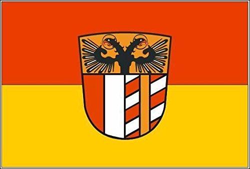 U24 Fahne Flagge Schwaben Distrikt Bootsflagge Premiumqualität 60 x 90 cm