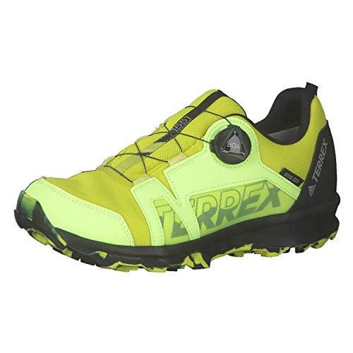 adidas Terrex Agravic Boa R.RDY K, Zapatillas de Trail Running Unisex Adulto, AMAACI/NEGBÁS/AMALRE, 39 1/3 EU