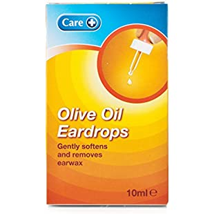 MEDICAL CARE OLIVE OIL EAR DROPS 10ml LOOSENING & REMOVAL OF WAX (6)