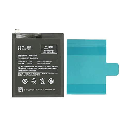 [TY BETTERY] Akku kompatibel mit BM3B Xiaomi MI Mix 2