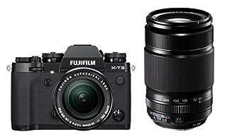 Fujifilm x-T3 Noir XF18-55mmF2.8-4 R LM Ois+Xf55-200mmF3.5-4.8 R LM OIS Kit (B07VFDHTGW) | Amazon price tracker / tracking, Amazon price history charts, Amazon price watches, Amazon price drop alerts