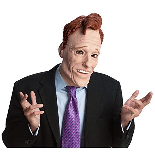 MyPartyShirt Conan O'Brien Masque