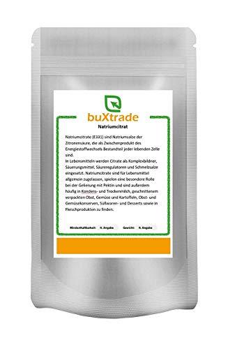 250 g Natriumcitrat E331 TNC Trinatriumcitrat pur Salz der Zitronensäure Citrone