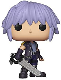 kingdom hearts 3 riku pop