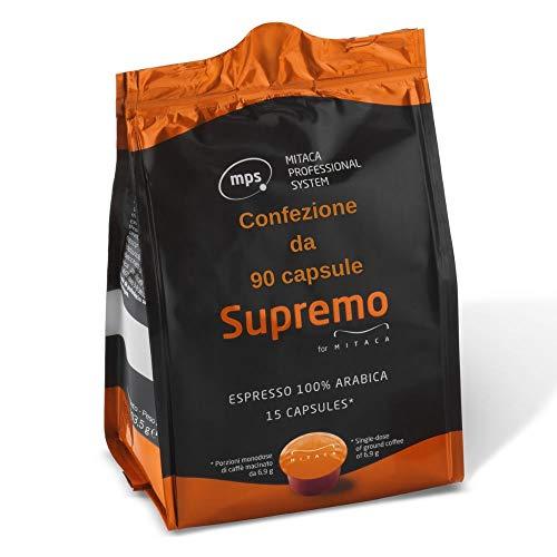 Caffe' Mitaca Mps confezione da 90 Capsule