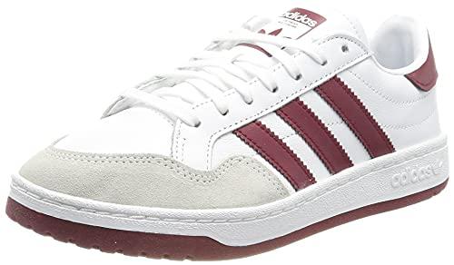 adidas Originals EF6053_40, Zapatillas de Running Hombre, FTWR White Collegiate Burgundy Core Black Mochila Escolar, EU