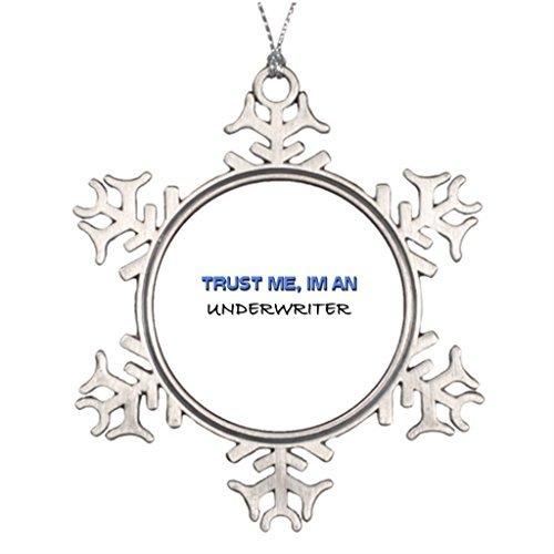 VinMea Snowflake Metal Ornament Ideas for Decorating Christmas Trees Securities Snowflake Ornaments Canada