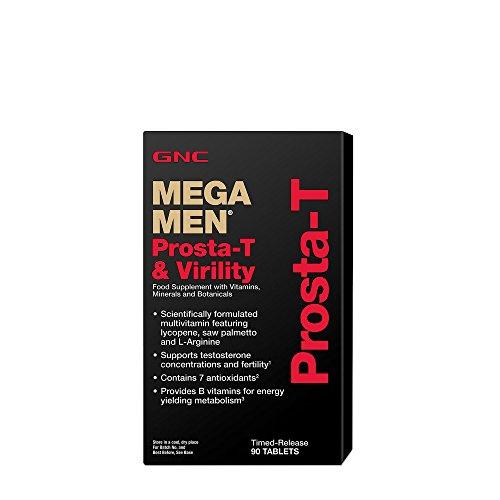 GNC Mega Men Prosta-T and Virility