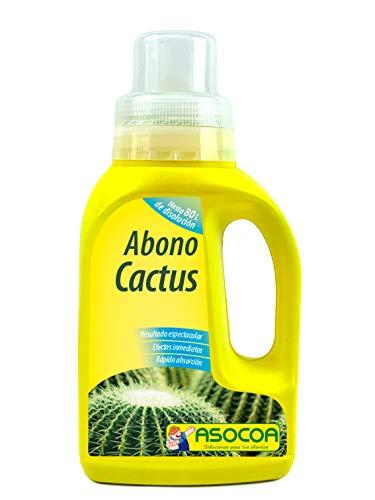 ASOCOA - Abono para Cactus 300 ml