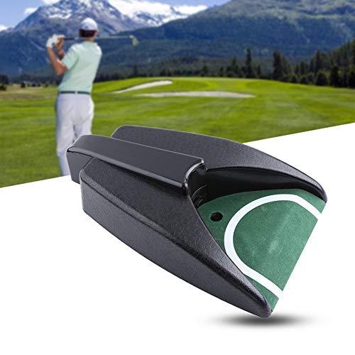 Automatische Putting-Maschine Trainingsmaschine für Golf, wirft Bälle zurück, für Golf-Praxistraining drinnen & draußen