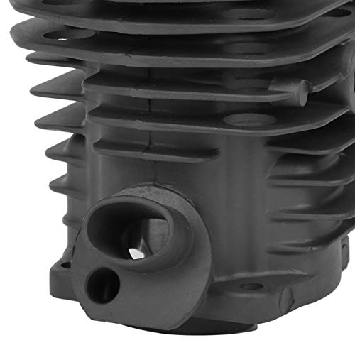 Alvinlite Kit de válvula de liberación de compresión de Junta de pistón de Cilindro para Piezas de Motor de Motosierra 50 51 55 H55