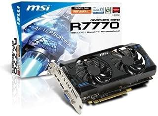 MSI AMD Radeon HD 7770 搭載ビデオカード (PCIe対応)   R7770-2PMD1GD5 OC
