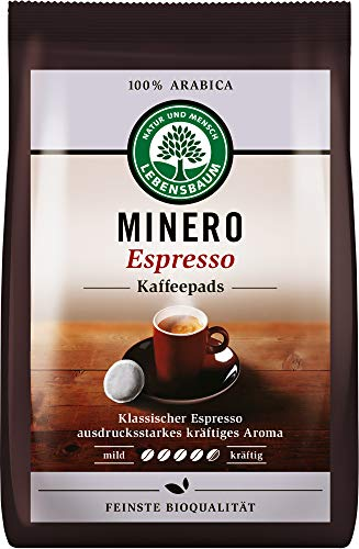 Lebensbaum Bio Espresso minero, Pads (6 x 126 gr)