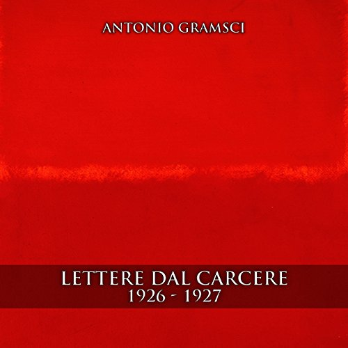 Lettere dal carcere 1926 - 1927 copertina