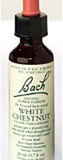 Bach Flower Remedies - White Chestnut, 20 Milliliter - 3 per case.