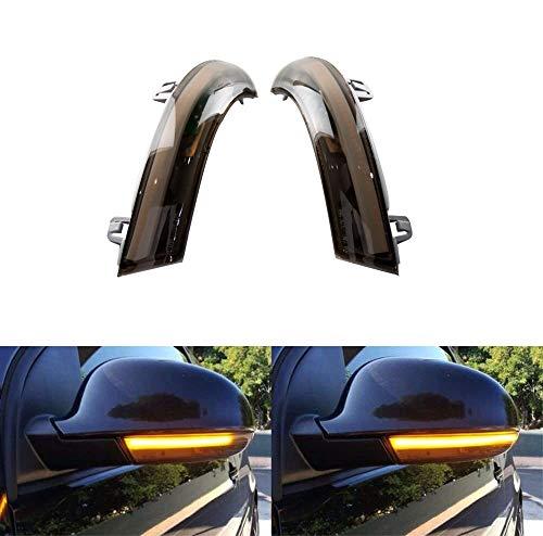 Dynamische Blinker, LED, Seitenspiegel-Blinker, 2 Stück, für Golf 5 GTI V MK5 Jetta Passat B6