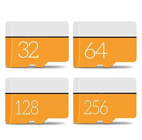 NO 02 BY Tarjeta De Memoria Micro SDXCalmacenamiento Tarjeta De Memoria del Teléfono Tarjeta TF Tarjeta De CD Tarjeta De Memoria Flash 8GB A 256GB Grabadora De Conducción (16GB)
