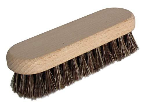 SINTOFLON Cepillo para Leather Clean de Crin Caballo