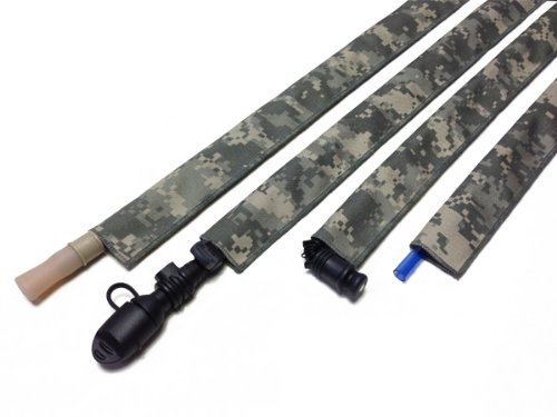 ARMY ACU Hydration Pack Drink Tube Cover by Hydration Tube Covers