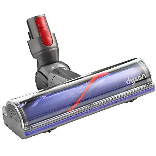Dyson - V7 V8 V10 - Cepillo para aspirador sin cable para montar en cabezal del motor