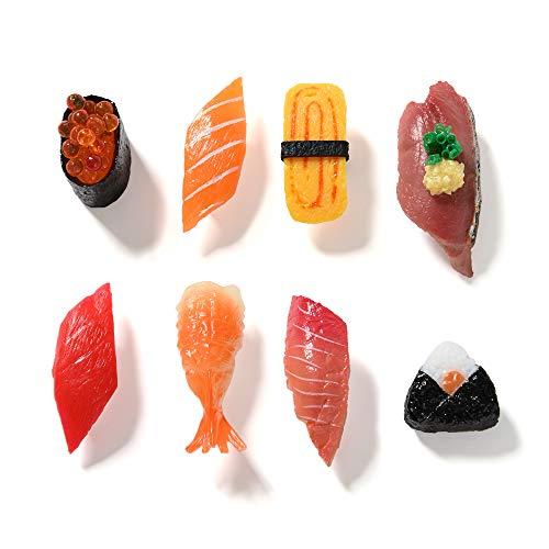Sushi Refrigerator Magnets