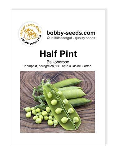 Half Pint Balkonerbse Samen von Bobby-Seeds Portion