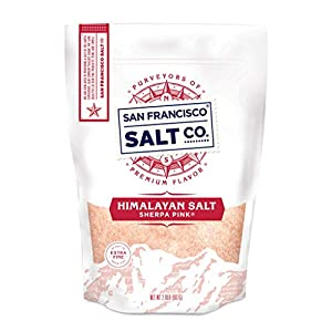 100% NATURAL PINK & CERTIFIED: Our Sherpa Pink Himalayan Salt is Kosher Certified, Non-GMO, and does not contain any MSG, Soy, Gluten, Dairy, or anti-caking agents. We import ONLY the highest quality food grade Himalayan salts and package in our U.S....