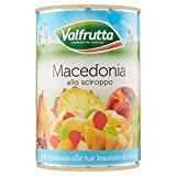 Valfrutta Macedonia con Papaya - Scatola da 411 gr