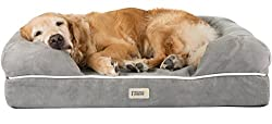 friends forver orthopedic dog bed