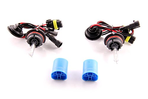 DDM Tuning Xenon HID Replacement AC Bulbs 9004 / HB1 Low Beam 5000K Pair
