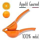 Exprimidor naranja manual