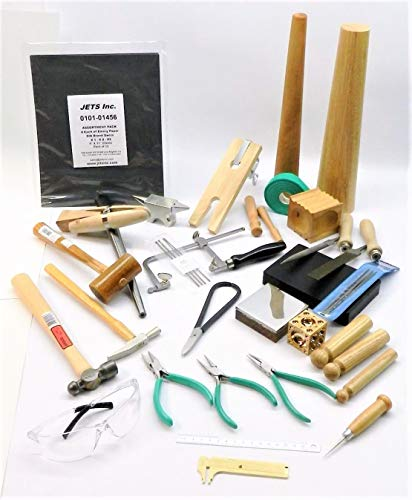 JTS Metalsmith Tools Kit Beginners -Apprentice Metalsmithing Jewelry Making Tool Set