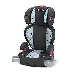 powerful Graco TurboBooster High Back Child Seat, Lauren