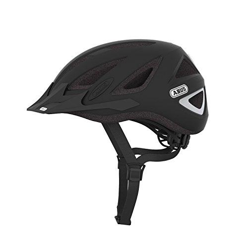 ABUS Urban-I V.2 Zoom Casque Vélo Noir Taille XL