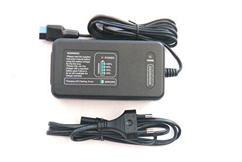 Kaddie Boy Limited - Vollautomatisches Batterieladegerät für Motocaddy Lithium LiFePO4 Batterien