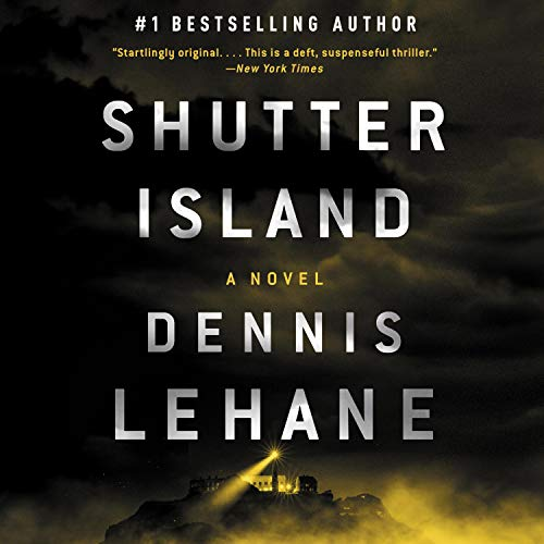 Shutter Island  By  cover art