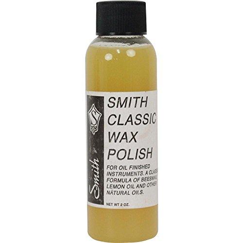 Ken Smith Classic Wax Polish 楽器用ポリッシュ